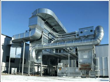 Commercial Industrial Enviro Air Residential